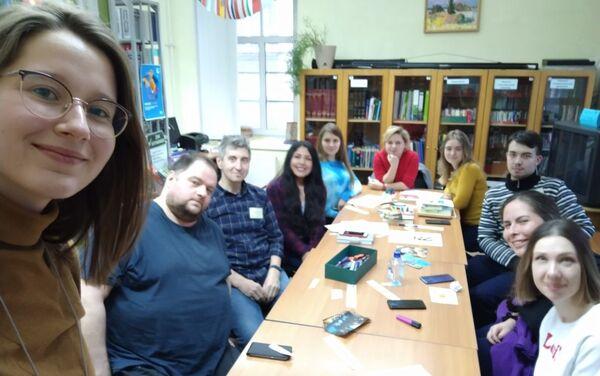 Club de español en Nizhny Nóvgorod - Sputnik Mundo