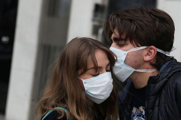 Pandemia: aterradoras imágenes de una realidad nueva   - Sputnik Mundo