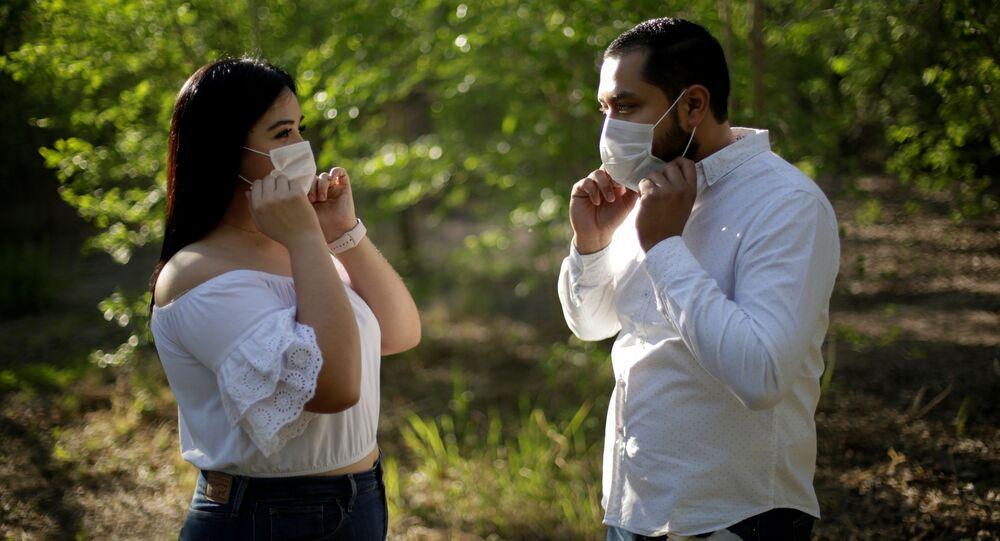 Una pareja mexicana (imagen referencial)