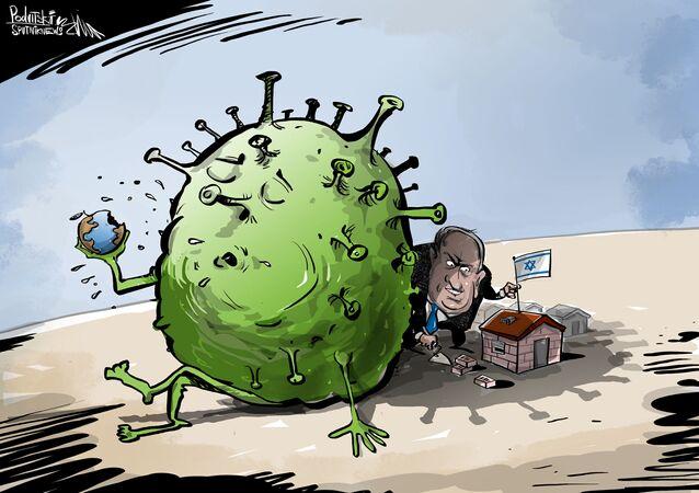 Oportunismo israelí: cómo Netanyahu está aprovechando el virus para anexionarse territorio