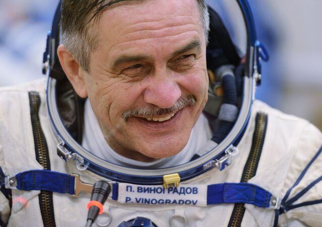 Pável Vinográdov, cosmonauta ruso