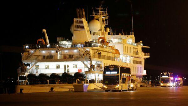 El crucero Greg Mortimer - Sputnik Mundo