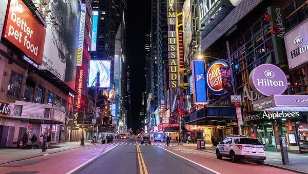 Nueva York, EEUU - Sputnik Mundo