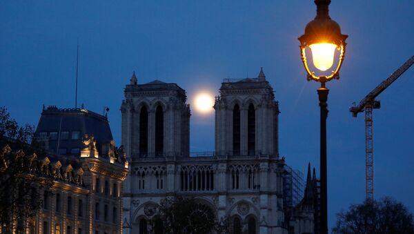 La catedral de Notre Dame - Sputnik Mundo