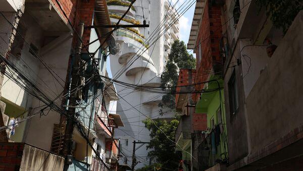 Paraisópolis, una de las mayores favelas de Sao Paulo - Sputnik Mundo