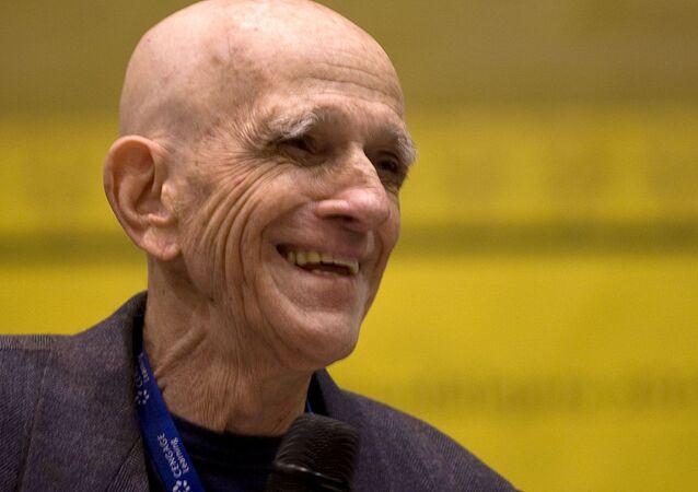 Rubem Fonseca, escritor brasileño