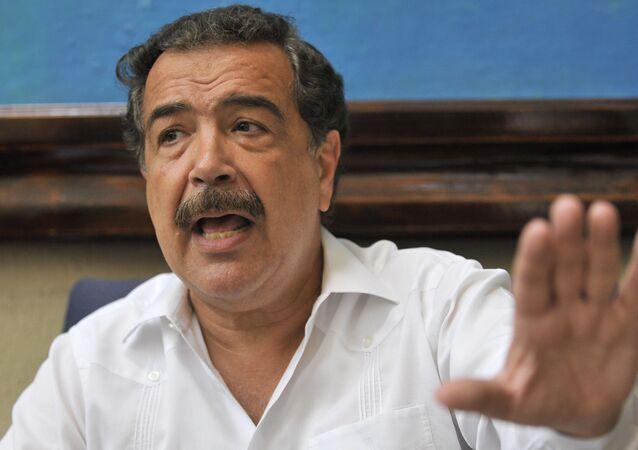 Jaime Nebot, exalcalde de la ciudad de Guayaquil y líder del partido Social Cristiano de Ecuador