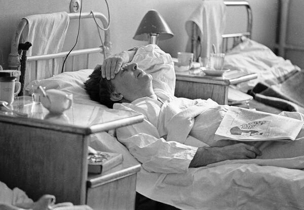 Peste, cólera y gripe: cómo combatían las epidemias en la URSS    - Sputnik Mundo