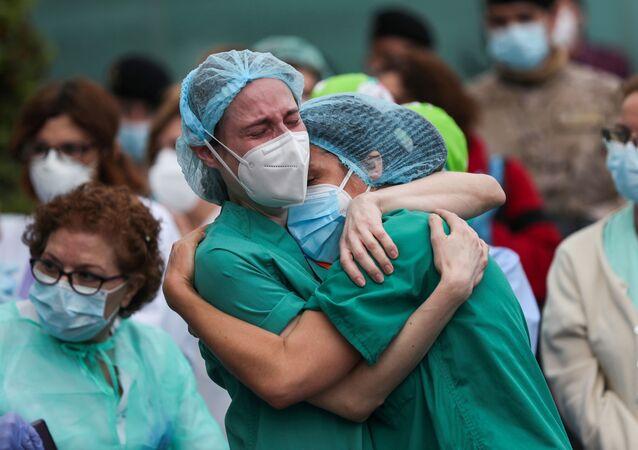 Médicas españolas (imagen referencial)