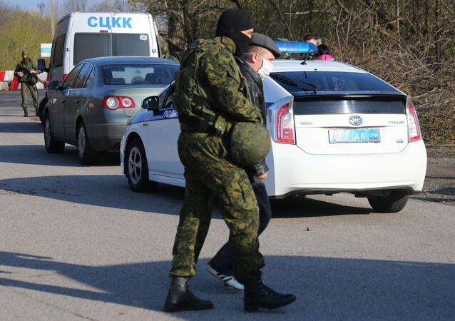 Canje de detenidos entre Kiev y Donetsk