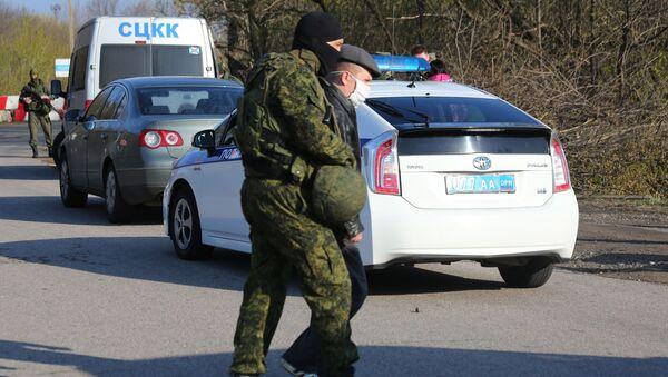 Canje de detenidos entre Kiev y Donetsk - Sputnik Mundo