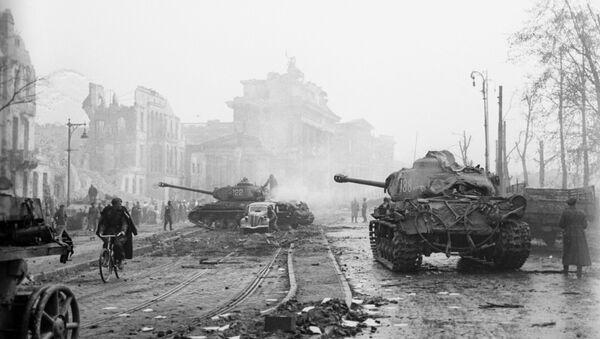 Batalla por Berlín - Sputnik Mundo