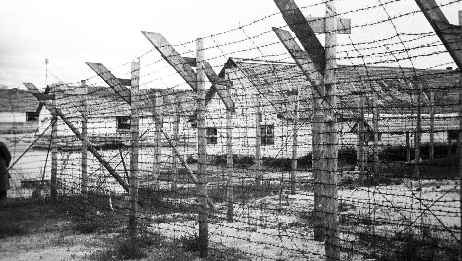 Un campo de concentración finlandés - Sputnik Mundo, 1920, 16.04.2020