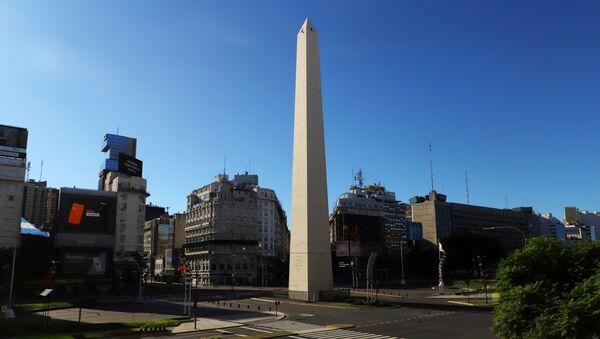 La situación en Buenos Aires, Argentina - Sputnik Mundo