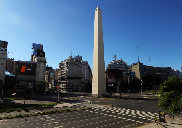 La situación en Buenos Aires, Argentina