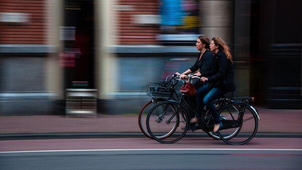 Bicicletas urbanas - Sputnik Mundo