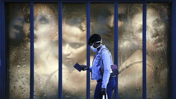 Grafitis, incendios y más lucha contra el coronavirus: así ha sido esta semana - Sputnik Mundo