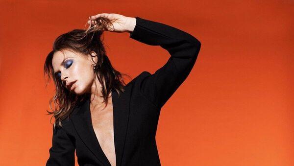 Victoria Beckham, cantante británica - Sputnik Mundo
