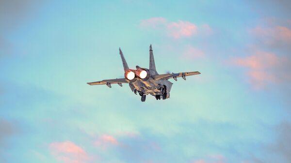 Caza MiG-31 - Sputnik Mundo