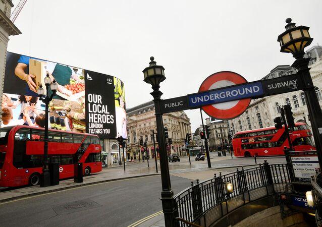 El coronavirus en Londres