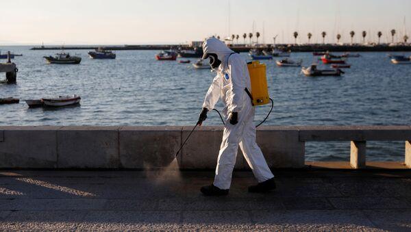 Lucha contra el coronavirus en Portugal - Sputnik Mundo