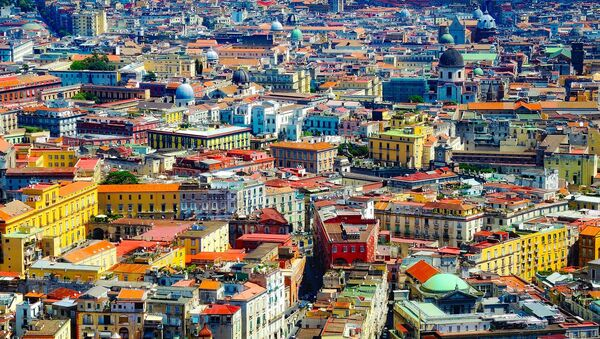 Nápoles - Sputnik Mundo