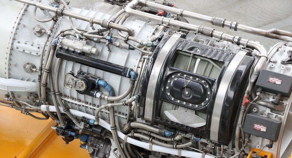 El turboreactor J79 de General Electrics que se usa en aviones