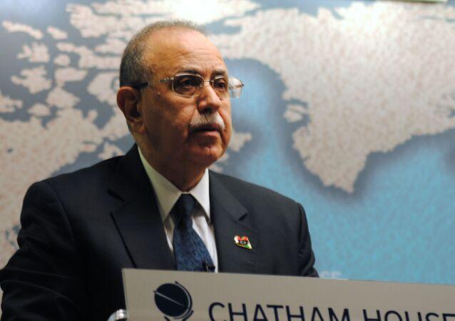 Abdurrahim El Keib, ex primer ministro de Libia