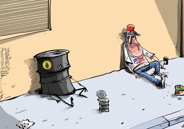 La realidad supera a la ficción en el mercado del petróleo