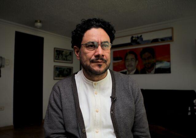 Iván Cepeda, senador colombiano