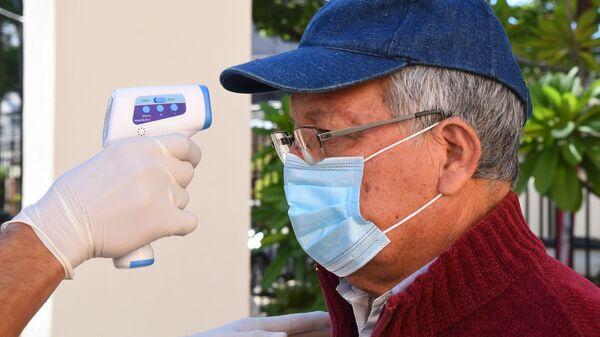 Detección de enfermos de COVID-19 en Paraguay - Sputnik Mundo