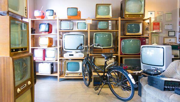 Televisores (imagen referencial) - Sputnik Mundo