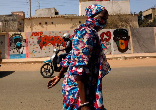 Coronavirus en Senegal
