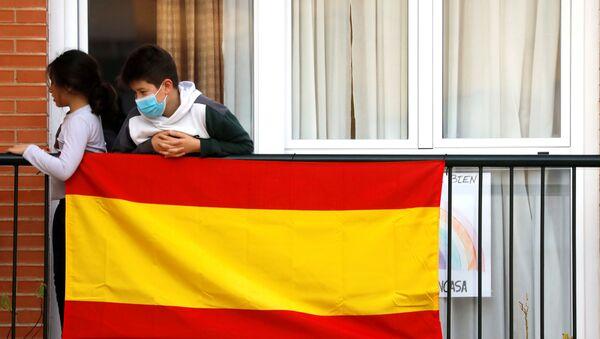 Situación en España - Sputnik Mundo