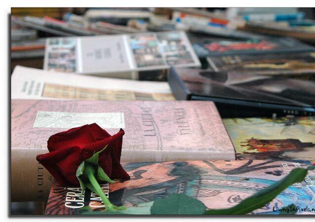 Día del Libro en San Jordi