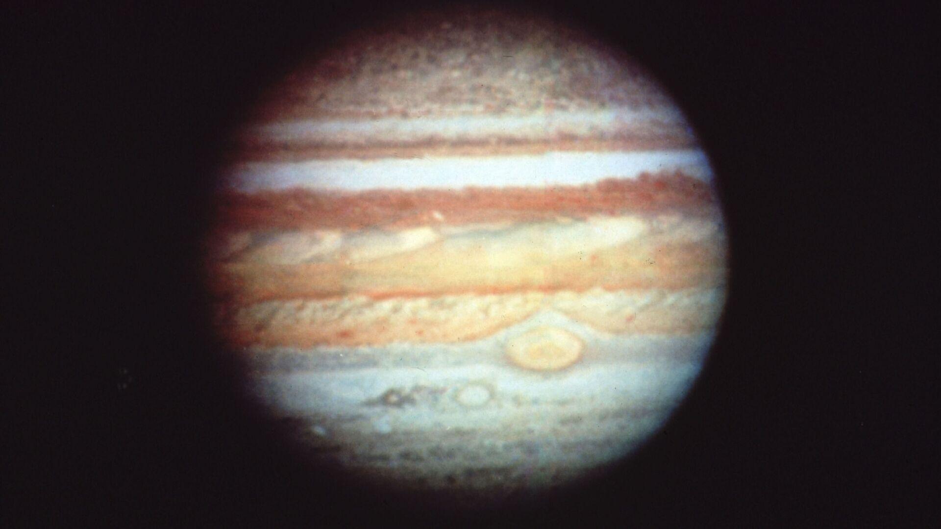Júpiter (1991) - Sputnik Mundo, 1920, 12.05.2021
