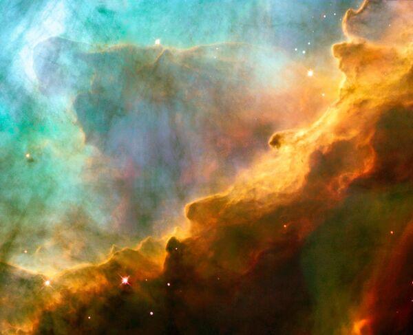 Nebulosa Omega (2003) - Sputnik Mundo