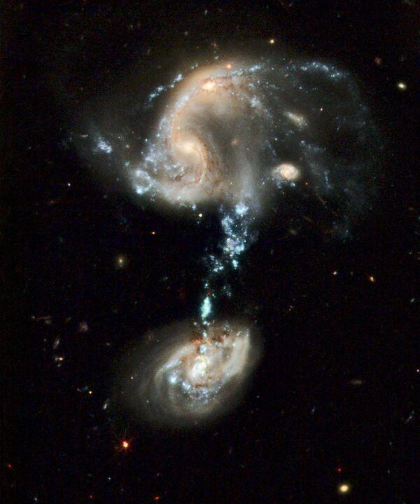 Grupo de Galaxias Interactivas Arp 194 (2009) - Sputnik Mundo