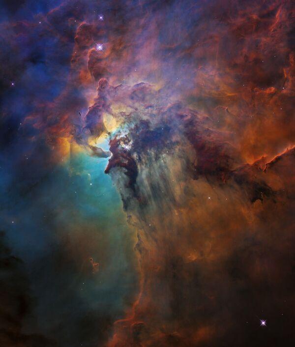 Nebulosa de la Laguna (2018) - Sputnik Mundo
