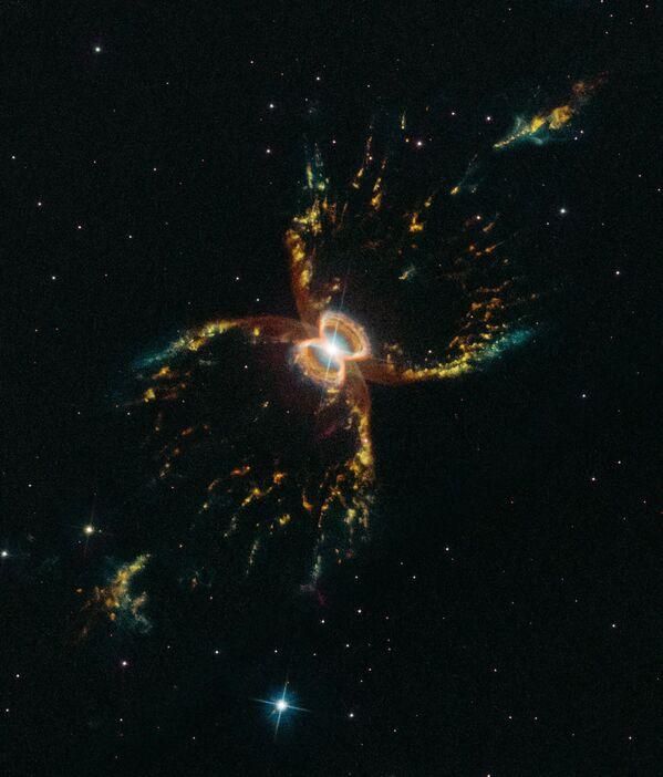Nebulosa del Cangrejo del Sur (2019) - Sputnik Mundo