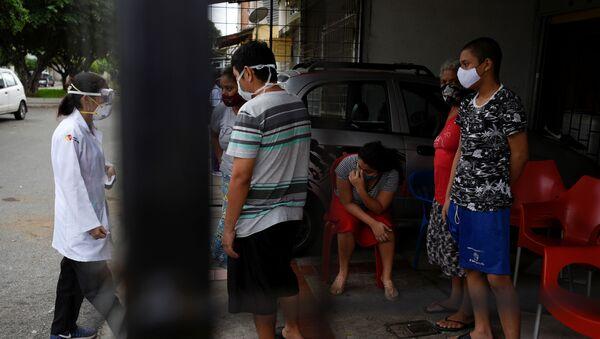 Coronavirus en Guayaquil, Ecuador - Sputnik Mundo