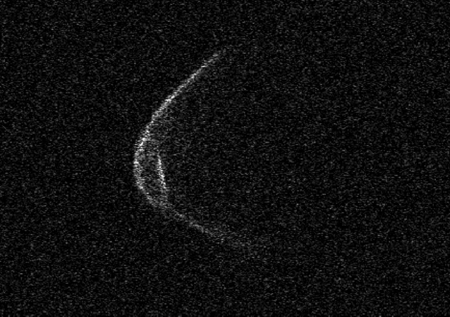 El asteroide 1998 OR2