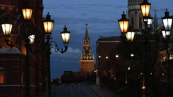 La Plaza Roja y el Kremlin de Moscú - Sputnik Mundo