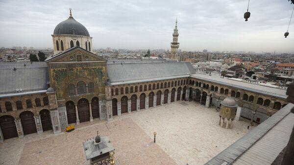 La Gran Mezquita de Damasco - Sputnik Mundo