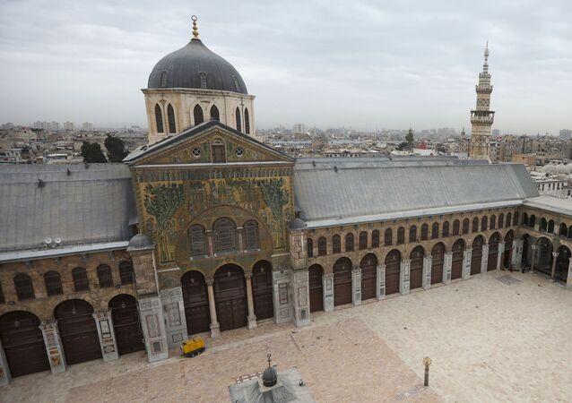 La Gran Mezquita de Damasco