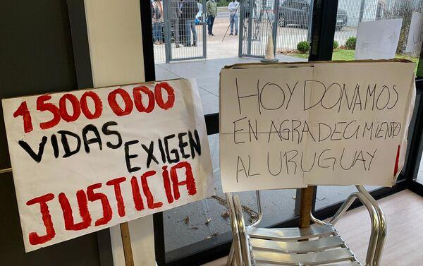 Comunidad Armenia del Uruguay en jornada de donación de sangre como símbolo de vida - Sputnik Mundo
