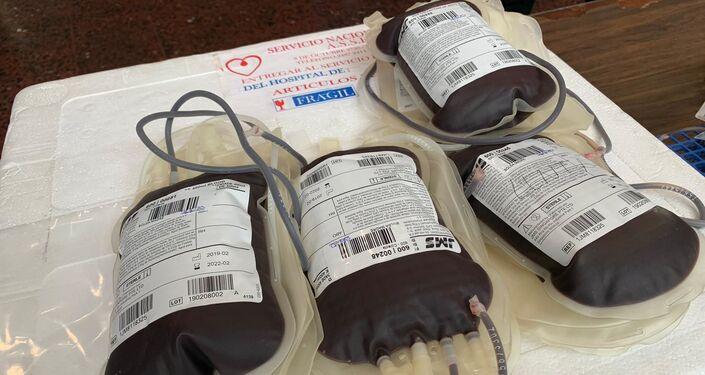 Comunidad Armenia del Uruguay en jornada de donación de sangre como símbolo de vida