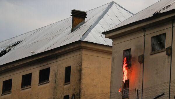 Motín en la cárcel de Devoto - Sputnik Mundo