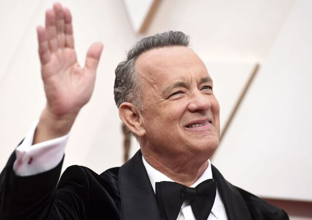 Tom Hanks, actor estadounidense