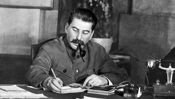 Iósif Stalin - Sputnik Mundo